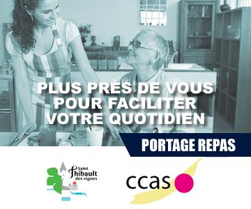 CCAS Portage Repas