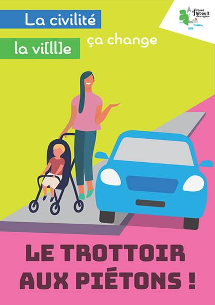 AfficheCivisme_Le-trottoir-aux-pietons