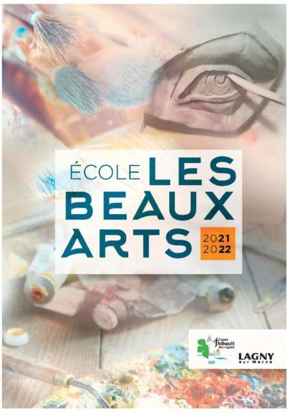 Plaquette_BEAUX-ARTS image